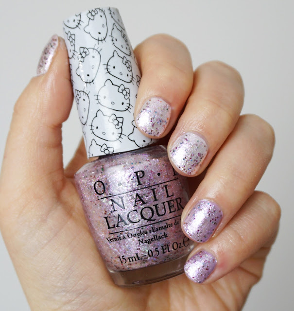 OPI - Charmmy & Sugar (Hello Kitty Collection 2016) Nagellack, Nail polish