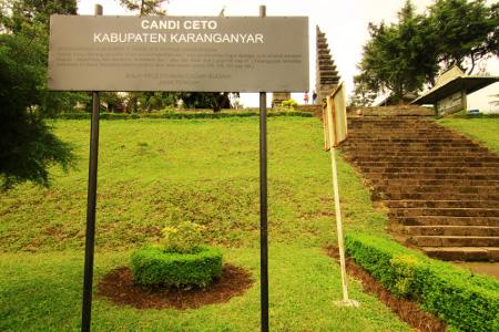 Candi Cetho, Candi Peninggalan Majapahit di Karanganyar Jawa Tengah