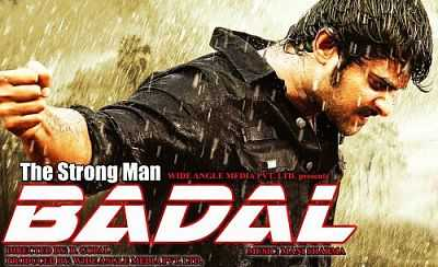 The Strong Man Badal 2014 Hindi Dubbed 480p 350mb