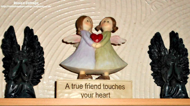 Sweetest gift ever - A true friend touches your heart