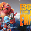 Escape From Planet Earth Written Review