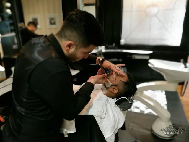Pengalaman Di Gentlemen's Tonic Salon Mewah Untuk Lelaki
