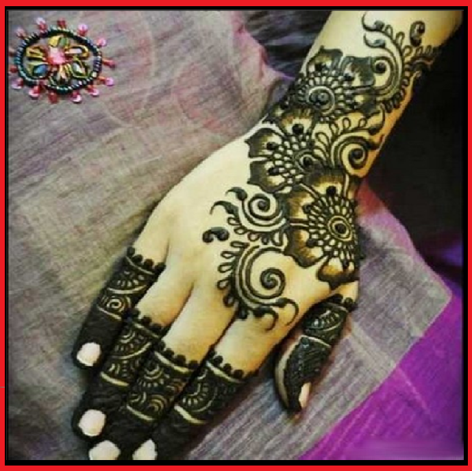 SEXY PHOTO IMAGE: Excellent Hand Mehndi Styles Photos And