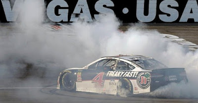 Kevin Harvick Looking For Win #3 #NASCAR