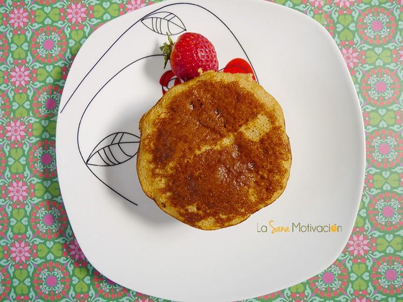 Tortitas sanas de almendras paleo sin gluten sin lactosa