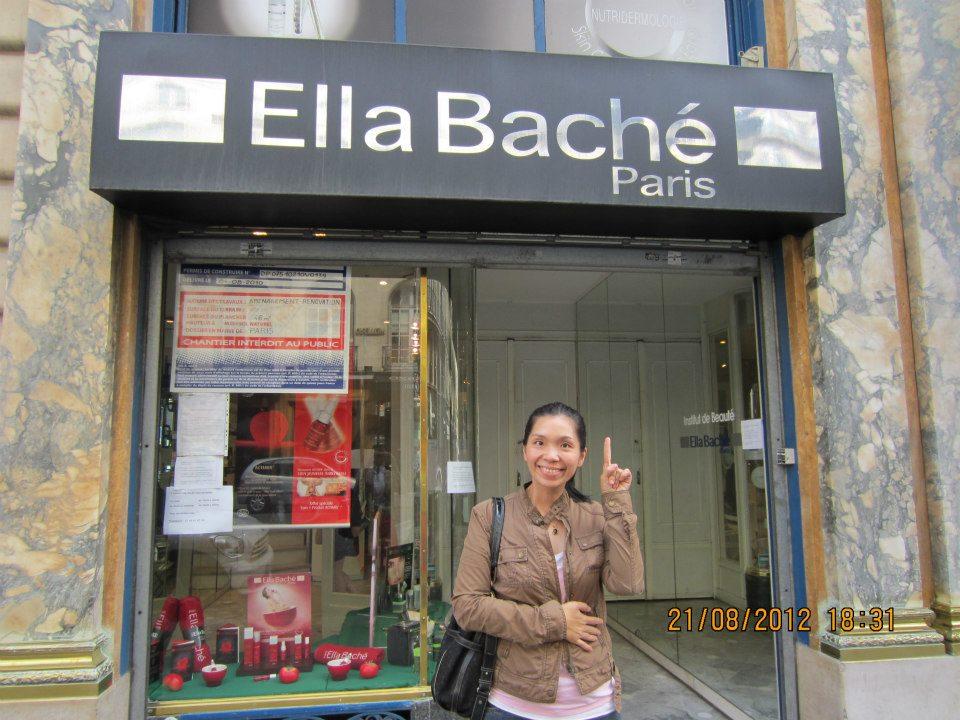 A visit to Ella Bache Paris!