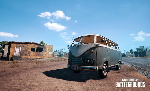 Tres nuevos vehículos llegarán a PlayerUnknown's Battlegrounds