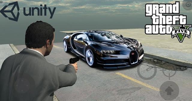 حصريا تحميل لعبة GTA 5 Unity كاملة للاندرويد اخر تحديث