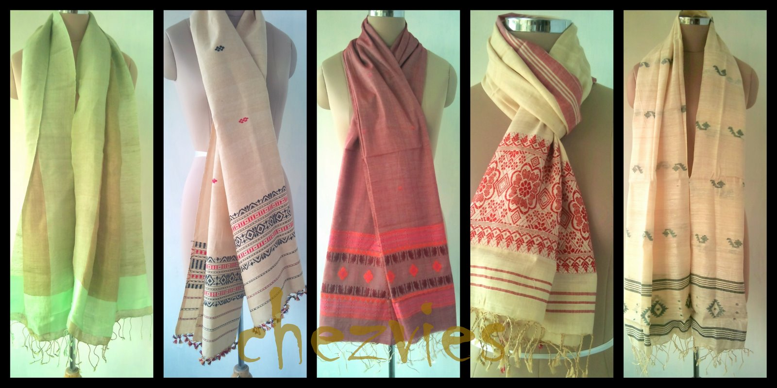 Traditional Scarves/Stoles