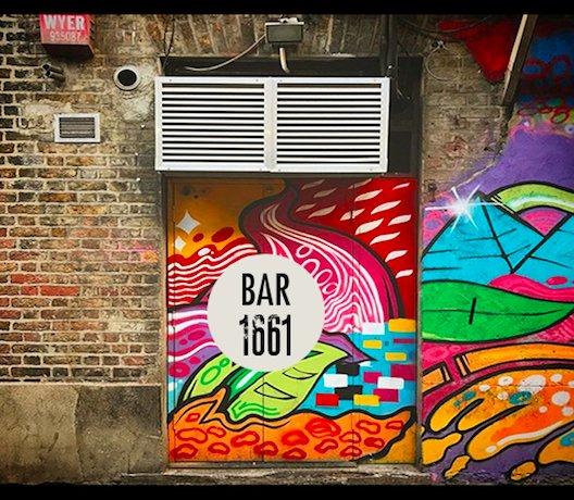 Stitch & Bear - Ban Poitin Bar 1661 - Entrance