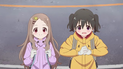 Yama no Susume 3 – Episódio 08