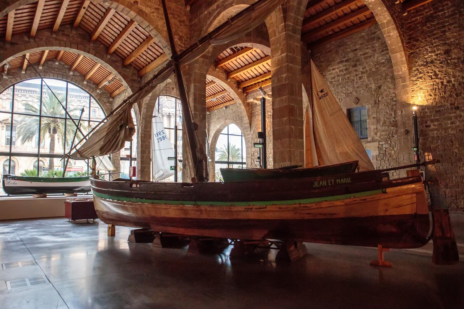 морской музей барселоны фото этой породы