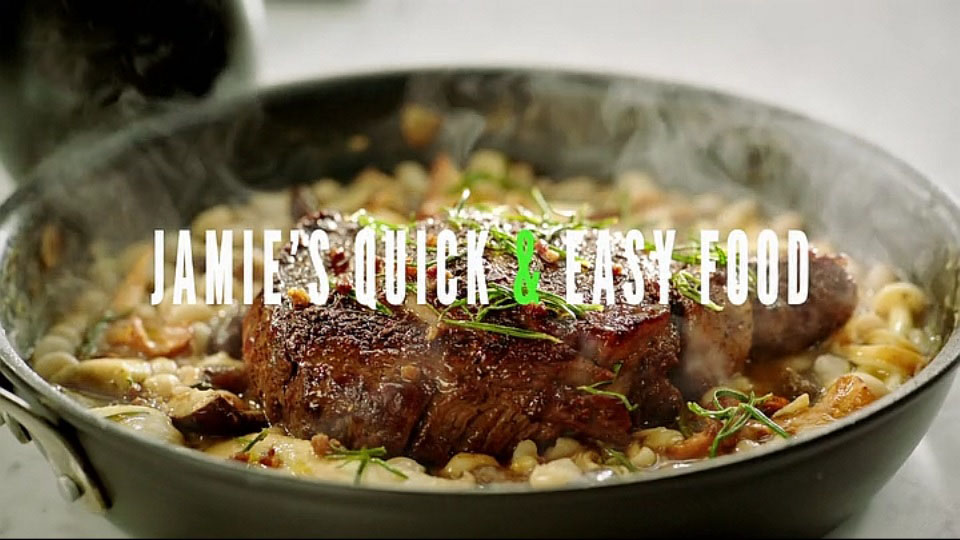 Jamies quick and easy food ep3 video clump gardening cooking jamies quick and easy food forumfinder Images