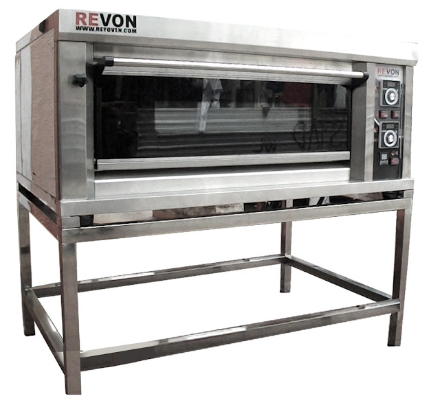 Harga Oven Deck Otomatis (Oven Gas Stainless Kontrol Otomatis)