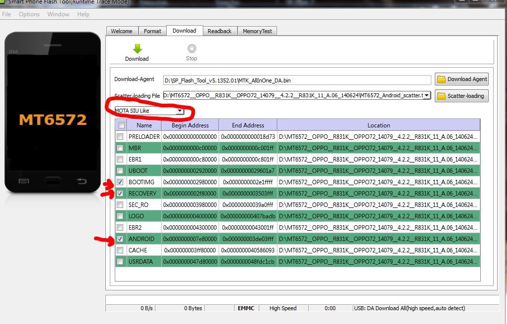 Oppo A37 Reset Remove Password Using Firmware – Fondos de Pantalla
