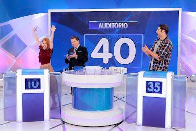 Gabriela, Silvio e Victor (Crédito: Lourival Ribeiro/SBT)