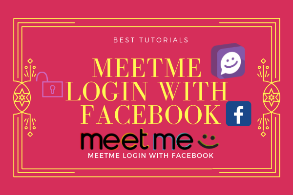 Meetme Login Facebook<br/>