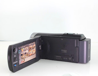 2nd HD Handycam Sony PJ340E with Projector