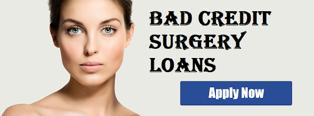 Can i finance breast implants with bad credit