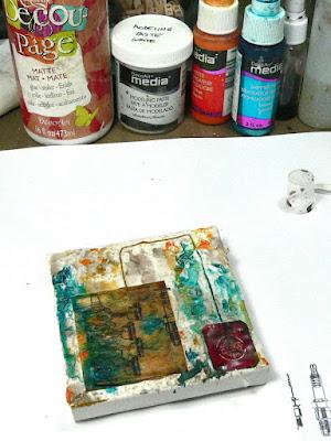 Black Modeling Spray Paint