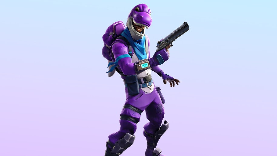 Fortnite X Bronto Season 10 Skin Outfit 4k Wallpaper 339