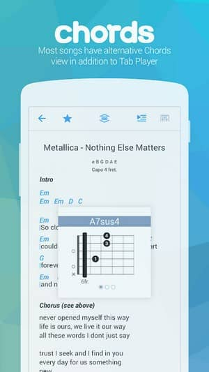 Songsterr pro apk free download