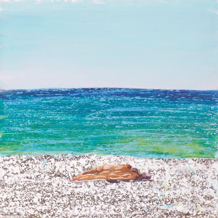 Чистое удовольствие от летних каникул на греческих островах. Maria Filopoulou