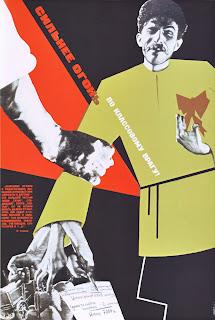 Un manifesto del 1933 contro i nemici di classe.