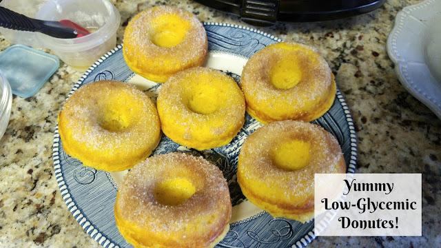 Trim Healthy Mama Donuts!