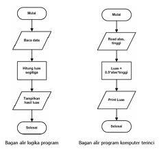 Apa itu Algoritma Pemrograman ~ Himegane