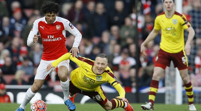 AGEN BOLA - Arsenal Tampil Buruk pada Babak Pertama Lawan Burnley