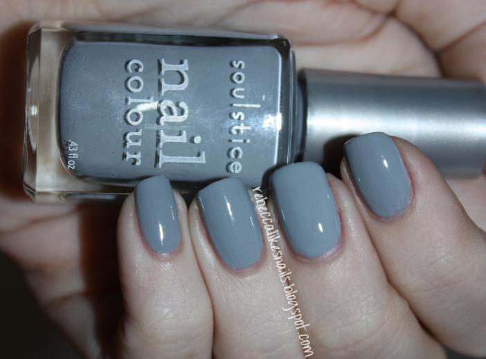 Rebecca Likes Nails Soulstice Spa Vegan Nail Polish