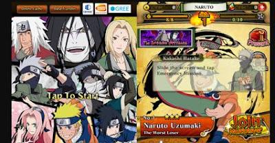 ninja king ialah merupakan sebuah game anime yang diangkat dari negara jepang dan pada sa Download Ultimate Ninja Blazing Mod v2.16.0 Apk Terbaru