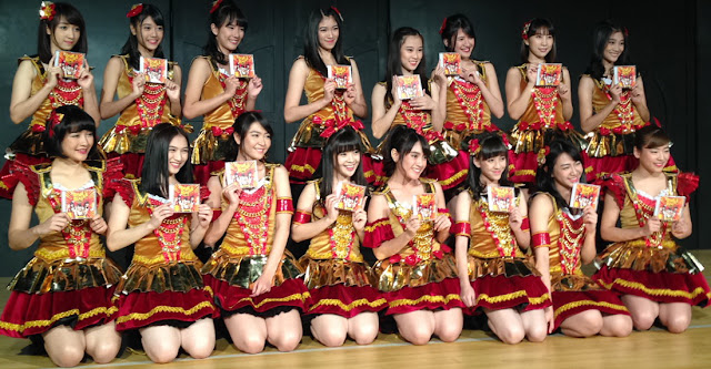 Lirik Lagu Luar Biasa - JKT48