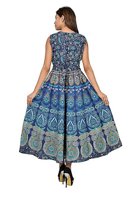 Women's Cotton Printed Kurtas