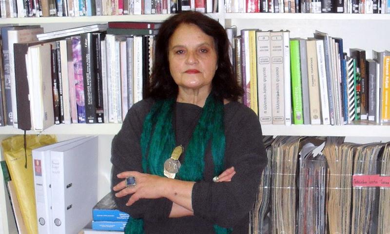 Το Τμήμα Ιστορίας και Εθνολογίας του ΔΠΘ τιμά την Αγγελική Γιαννακίδου