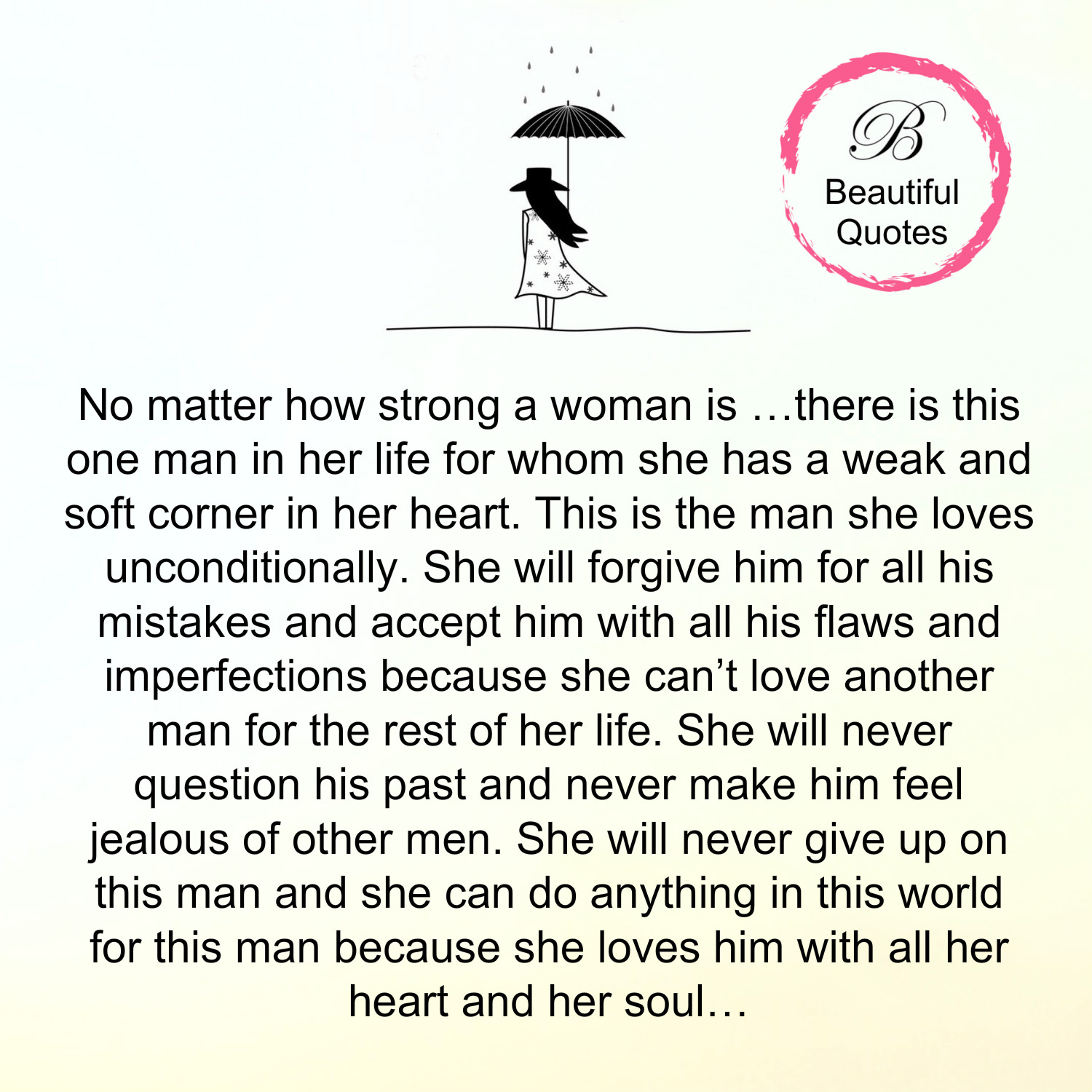 I Love Him Quotes Beautiful Quotes When Woman Loves A Man