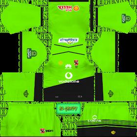 Al Ahly SC (Egypt) 2018/19 Kit - Dream League Soccer Kits