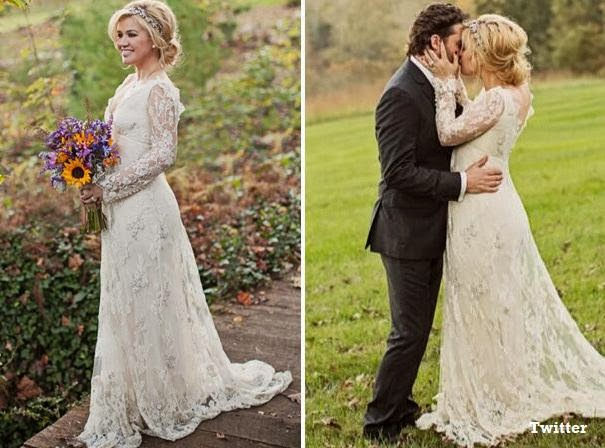 JACKIE REPORTS: Kelly Clarkson Is Now Married, See The ...