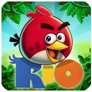 Angry Birds Rio v2.6.1 Apk Mod (Items / Unlocked)