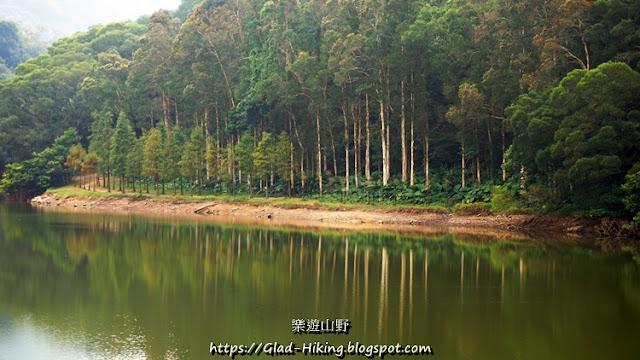 流水響水塘~鶴藪水塘【香港版天空之鏡】