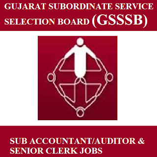 Clerk, freejobalert, Graduation, GSSSB, Gujarat, Gujarat Subordinate Service Selection Board, Latest Jobs, Sarkari Naukri, Head Clerk, Accountant