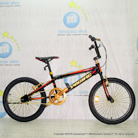 20 Inch Pacific Hot Shot 200 BMX Bike