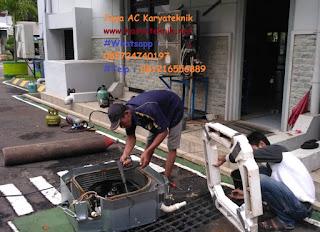 Jasa Service AC di Bangil