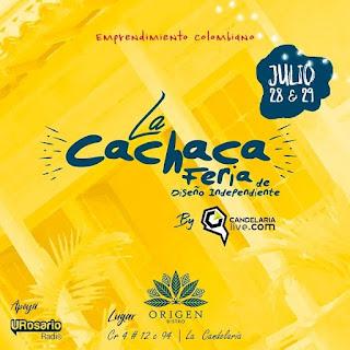 LA CACHACA Feria 2018