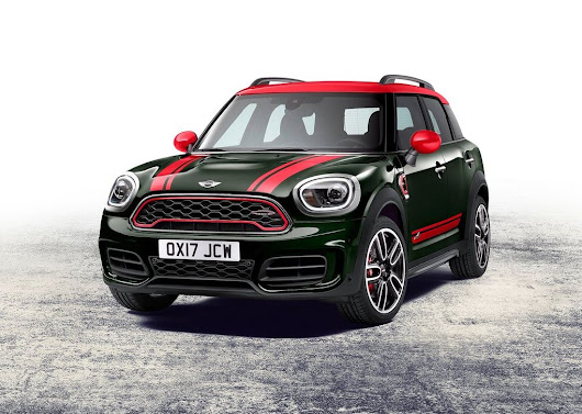 2018 Mini John Cooper Works Countryman - AutoNewCarsBlog