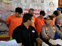 SADIS! Cuma Karena Ingin Liburan ke Jawa Diduga Jadi Motif Empat Pelaku Habisi Nyawa Sopir GO CAR