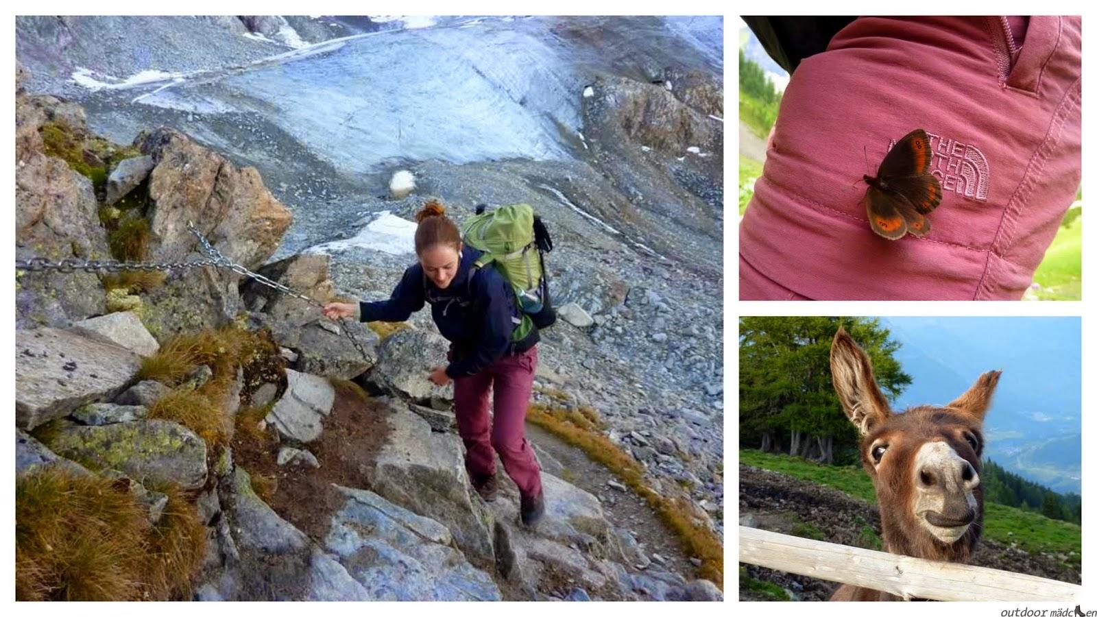 Wanderung E5 Alpenüberquerung