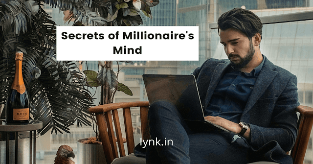 Secrets of Millionaire's Mind - Iynk.in