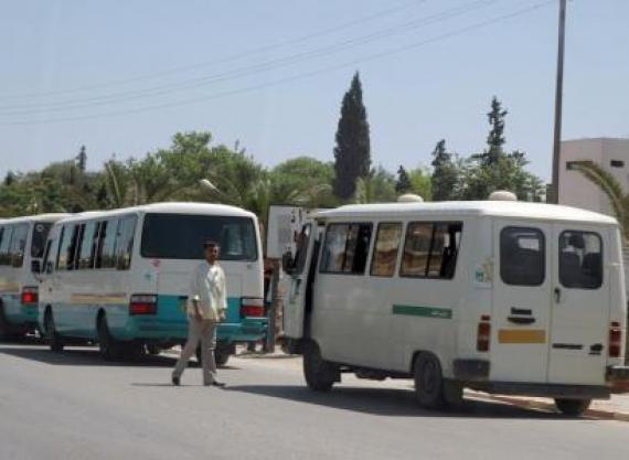 أصحاب الحافلات يطالبون بإعادة الإعتبار لمحطة النقل بالكريمية